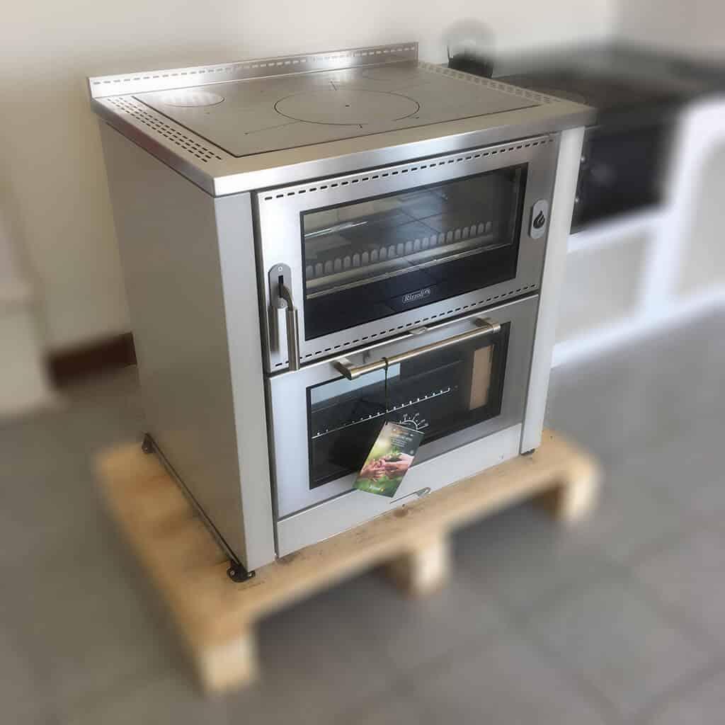 Rizzoli cucine in esposizione. Stufe per la tua cucina da Arte Calore a Verona